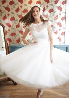 Perfect after wedding dress <3