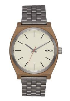 Nixon The Time Teller Bronze / Gunmetal A0452091