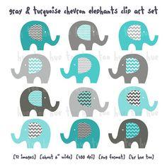 clip de elefantes de arte imágenes prediseñadas de por huetoo