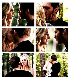 The Vampire Diaries | Caroline & Klaus//I've been waiting for an eternity and then Tyler comes back, uhm, why?