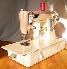 Restored Japanese Featherweight Belvedere by StagecoachRoadSewing, $390.00