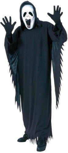 Howling Ghost Scream Geisterkostüm Erwachsen - M/L Halloween Costume Themes, Diy Scarecrow Costume, Dark Costumes, Ghost Costumes, Halloween Parade, Costumes For Sale, Halloween Ghosts, Adult Costumes, Adult Halloween
