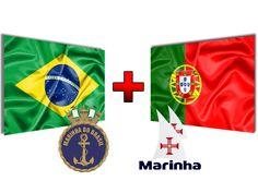 Marinhas do Brasil e Portugal assinam Memorando de Entendimentos.