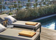 Hotel The Serras Barcelona ***** | Hotel de 5 estrellas cerca de la playa de la Barceloneta | Galería