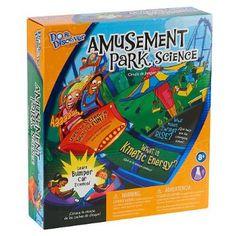 Amazon.com: Edu Science Do & Discover Amusement Park Science Kit: Toys & Games