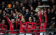 Carling Cup Winner 2010 Live Matches, Match Highlights, Manchester United Football, Old Trafford, Fa Cup, Man United, How To Memorize Things, Religion, The Unit