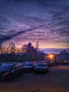 Parking @ Turnhout (HTC Desire)