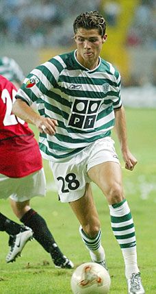 I remember the best player in the world in the best club Sporting CP