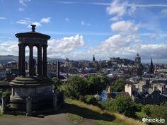 Calton Hill a Edimburgo, #Scozia