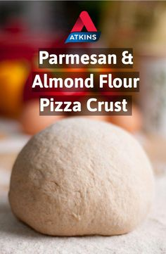 Almond Flour Pizza Crust Keto-friendly pizza crust you can make at home. Explore this and low carb and keto recipes at /recipesKeto-friendly pizza crust you can make at home. Explore this and low carb and keto recipes at /recipes Low Carb Pizza, Low Carb Bread, Keto Bread, Low Carb Keto, Pizza Pizza, Pizza Dough, Low Carb Diet Plan, Keto Foods, Keto Snacks