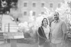Fall Couple Photos  | © Tandem Photography