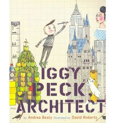 Iggy is a little boy with big, creative dreams, and this is a brilliant book about having a passion and doing your own thing.