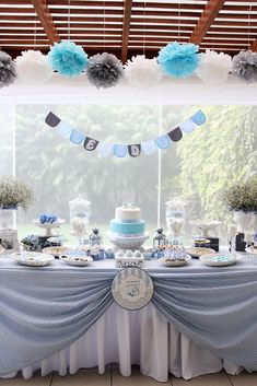 Baby shower ides for boys elephant first birthday parties 23 new Ideas Baby Shower Decorations For Boys, Birthday Party Decorations, Baby Shower Themes, Baby Boy Shower, Baby Shower Gifts, Birthday Parties, Shower Ideas, Baby Shower Table, Theme Parties