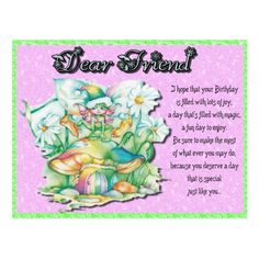 A sweet card of birthday wishes for a special friend. Free online Birthday Wishes For A Special Friend ecards on Birthday Happy Birthday Penguin, Birthday Hug, Happy Birthday Best Friend, Cute Happy Birthday, Birthday Wishes Funny, Birthday Songs, Fairy Birthday, Happy Birthday Quotes, Birthday Messages