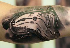 Tattoo Artist - Denis Sivak  | Tattoo No. 9701