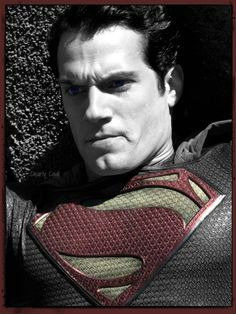 Superman - Man Of Steel - Henry Cavill Superman Actors, Superhero Superman, Superman Stuff, Superman Pictures, Superman Henry Cavill, Chris Hemsworth Thor, Superman Man Of Steel, Dc Comics Characters, Chris Evans Captain America