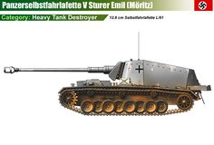 Sturer Emil Notice the road wheels are staggered like a Tiger tank Ww2 Panzer, Self Propelled Artillery, Toy Tanks, Model Ship Building, War Thunder, Tank Destroyer, Engin, World Of Tanks, German Army
