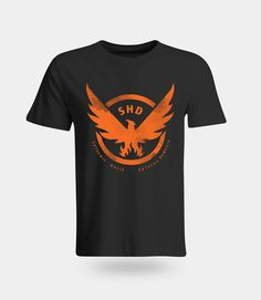 Official franchise movie & gaming merchandise including clothing, t-shirts, caps, accessories, gifts and much more from Numskull UK Tom Clancy The Division, Homeland, Mens Tops, Movies, T Shirt, Clothes, Supreme T Shirt, Outfits, Tee Shirt