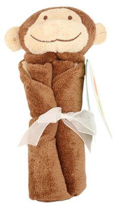 Las Cobijitas de Angel Dear son suaves y acogedoras con dulces y encantadores animales. Tienen un tamaño de 33x33 cms. Tela: Cachemir suave de poliéster Estilo: Mico Price 26.900