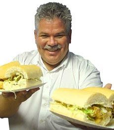 Who wants sandwiches?