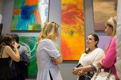 Vizitaţi Haptic Perception | Revista Atelierul Perception, Events, Poster, Painting, Art, Journals, Art Background, Painting Art, Kunst