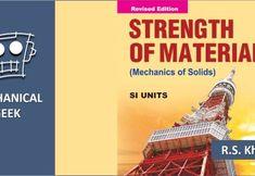 [PDF] RS Khurmi Strength of Materials pdf Download Strength Of Materials, Free Pc Games, Engineering Humor, Chemistry, Designer Dresses, Knowledge, Stress, Books, Kids