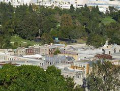 Universal Studios back lot - Los Angeles, California