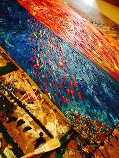 #artistonair  #Artistinstudio Jessica Zahut