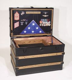 Military Equipment / Mercury Luggage Footlockers and Trunks – Barre Army/Navy Store Online Store