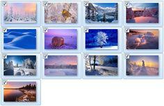Free Microsoft Screensavers Winter Scene | desktop themes winter - www.wallpapers-in-hd.com