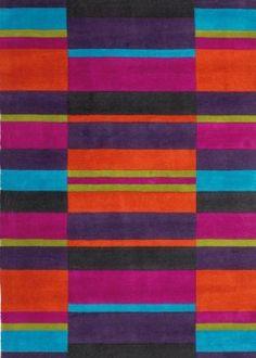 R873 - Wool Jazz rug