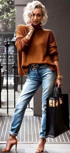 Cozy Outfit Ideas That Are Still Sexy ★ Moda Outfits, Dressy Outfits, Chic Outfits, Fashion Outfits, Womens Fashion, Ladies Fashion, Photo Girly, Sexy Women, Winter Outfits Women