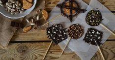 COMO HACER PIRULETAS DE CHOCOLATE
