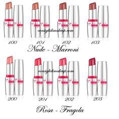 Consigli di Makeup: Preview: Miss Pupa Velvet MATT - Pupa Milano