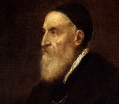 Tiziano Vecellio aka Titian the painter. He was born in 1488 in Piere di Cadore, Italy who later died on August 27, 1576. He is considered one of the greatest painters of Italian Renaissance.