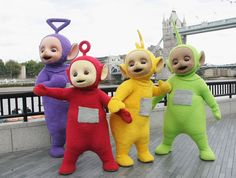 Your Childhood Is Back! The Teletubbies Are Returning To TV  - Seventeen.com