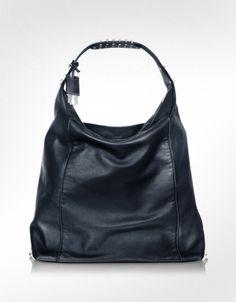 McQ Alexander McQueen McQ - Oversized Leather Hobo