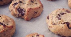 Recipe Healthy Peanut Butter and Choc Chip Cookie Dough Drops by jochambers, learn to make this recipe easily in your kitchen machine and discover other Thermomix recipes in Baking - sweet.