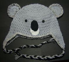 Cute Koala Hat