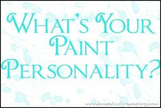 126th Power of Paint Party... Come share your paint project...