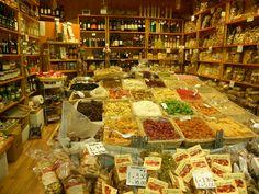 San Lorenzo Market in Florence Italy