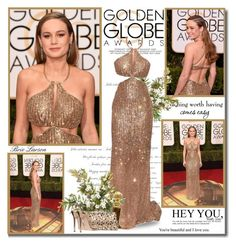 """""""Brie Larson at the 73rd Annual Golden Globe Awards!!"""" by lilly-2711 ❤ liked on Polyvore featuring Sarah's Bag, Giuseppe Zanotti, RedCarpet, GoldenGlobes, GiuseppeZanotti, CalvinKlein and brielarson"""