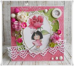 Suzi Mac Creations : Scrap & Craft Inspiration DT - Birthday Card