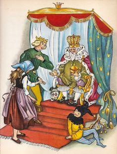 Felicitas Kuhn-Klapschy - Cinderella
