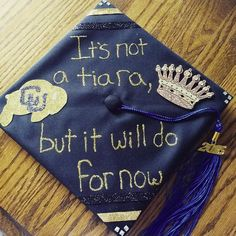 From Layna_Furze5 on Instagram: 3 days until graduation! #skobuffs #thanksmomanddad #classof2015
