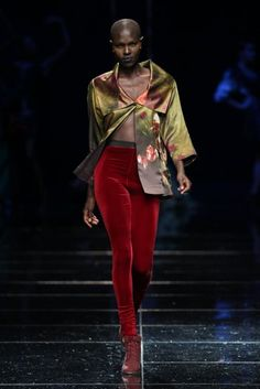 Hip Hop, African Fashion, Cape Town Fashion Week 2012
