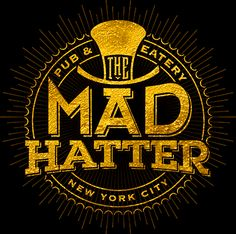 mad hatter bar - Google Search