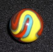 Beautiful 3 4 Peltier Awesome Superman Marble Rare Free Shipping Marble Marbles Images Glass Art