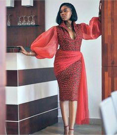 African Party Dresses, African Print Dresses, African Dresses For Women, African Attire, African Women, Ankara Styles For Women, African Prints, African Fabric, Best African Dress Designs