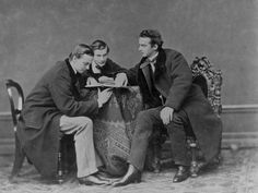 Ludwig, Otto, and Albert Nancy Downs, Impératrice Sissi, Daddy Long, Ludwig, Dorian Gray, Daguerreotype, Bavaria, Long Legs, Titanic